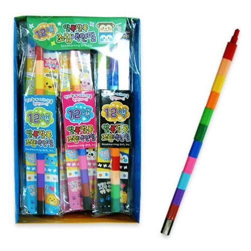 디케이지조립색연필