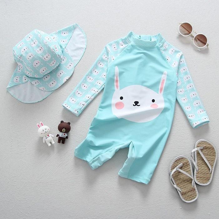 베이비빈즈아기수영복