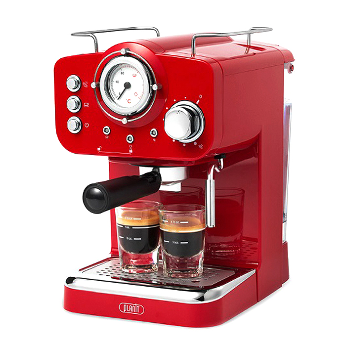 플랜잇 홈 카페 에스프레소 커피머신, PCM-F15R