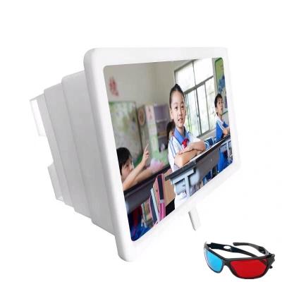 와이파이증폭기 뉴타입 확대 동영상 촬영 스크린 선명한 .침실 증폭기 확대기 디스플레이 핸드폰, T01-22인치화이트(온라인 수업시작 전용/더우인앱 일
