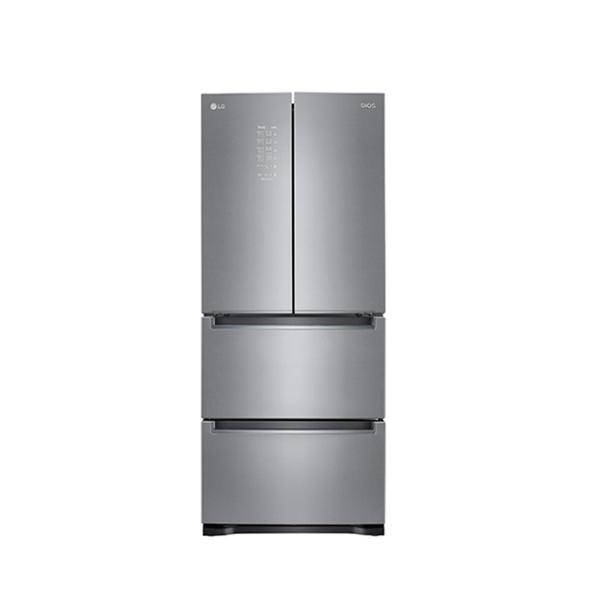 LG전자 K410SS19E 스탠드형 김치냉장고 402L, 단일상품