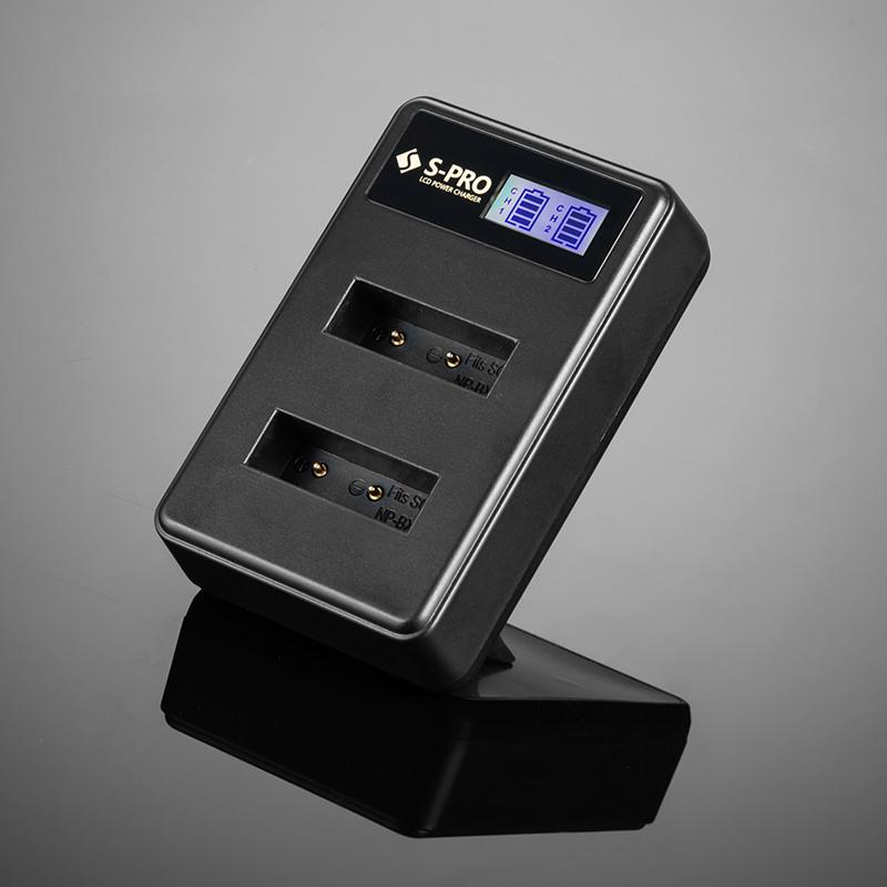소니 NP-FZ100 LCD 듀얼충전기 A7M3/A7R3/A7S3/A9, 단일상품