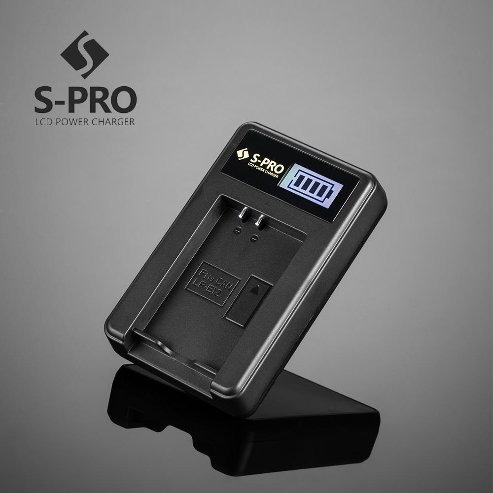 무료 소니 NP-FZ100 LCD 호환 충전기 알파 A7R3 A7M3, 단일상품